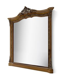 4615, Mirror with carved and open-work top