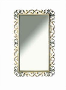 Art. 771, Rectangular mirror, ideal for restaurants and villas