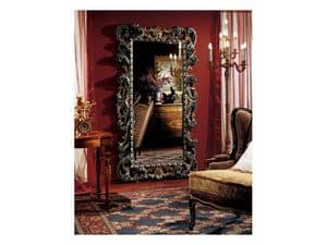 Picture of Complements mirror 854, wooden mirrors