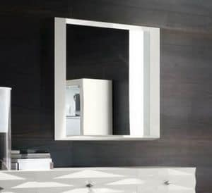 Diamante Art. 38.754, Mirror in a contemporary style, for living rooms