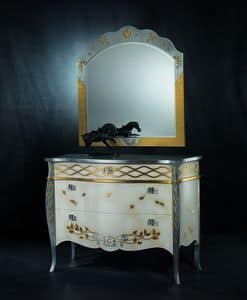 Picture of SP21 Blanca, classic luxury mirror