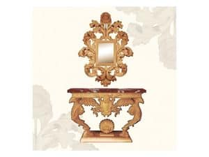Picture of Wall Mirror art. 156, classic luxury mirrors