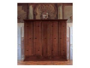 Picture of 411 5A, wooden wardrobes