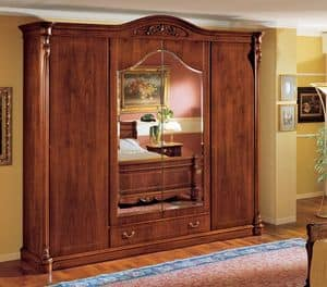Picture of Althea wardrobe, classic furniture