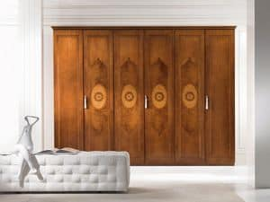Picture of AR17 I Rosoni, luxury wardrobes