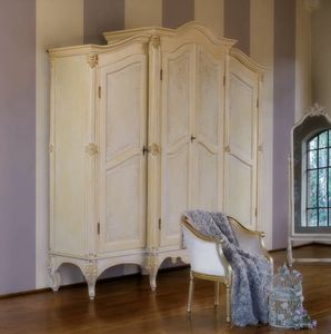 Art. 0187, Classic wardrobe for bedrooms