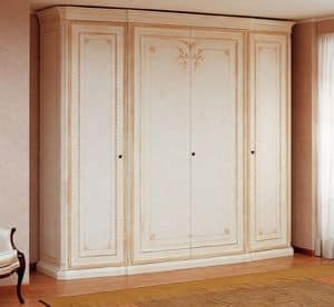 Picture of Art. 2017 Principe, luxury classic wardrobe