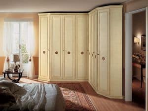 Picture of Olimpo Angular, wardrobes in wood
