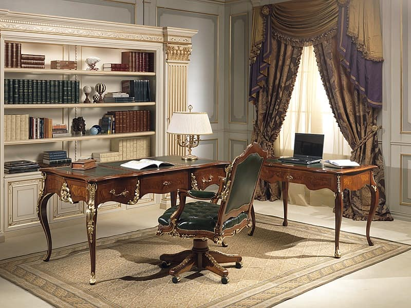 Luxury classic desks Art. 2008/16