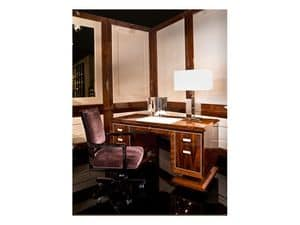 Picture of Dolce Vita Writing Desk, wooden writing desk