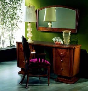 Picture of TS01 Fusion, hand decorated luxury small table