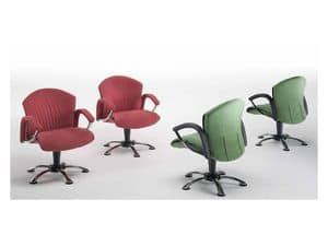 Picture of Cherie Charmant, office chair with castors