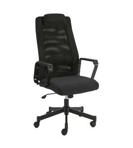 Comfort 449, Black mesh office chair