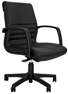 Dafne medium, Office chair with tension adjustment depending on body weight