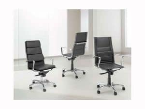 Picture of Light A Upholstered, office chairs with armrests