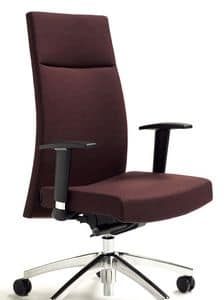 Picture of M2 executive, office chair with tall backrest