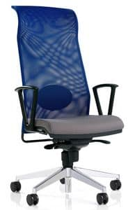 Picture of NETA, office chairs on castors