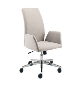 Ocean H 509, Office armchair upholstered with fabric