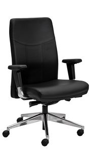 Oxford medium, Office armchair with syncro mechanism