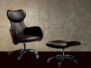 Picture of PO33 Cartesio, presidential office chairs