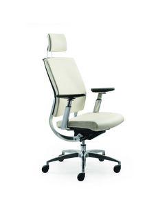 Pop 450, Executive office chair with headrest