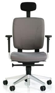 Picture of SKJPE WIN, office chair with castors
