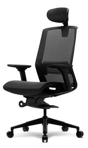 Talia SY with headrest, Ergonomic office chair with headrest