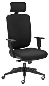 Taylord SY-CPL with headrest, Chair with synchronized seat and back slope adjustment