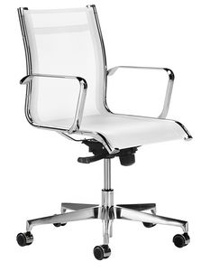 Teknik-R medium, Executive office chair in mesh