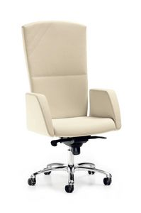 Virtus 6200, Semidirectional office chair, padded
