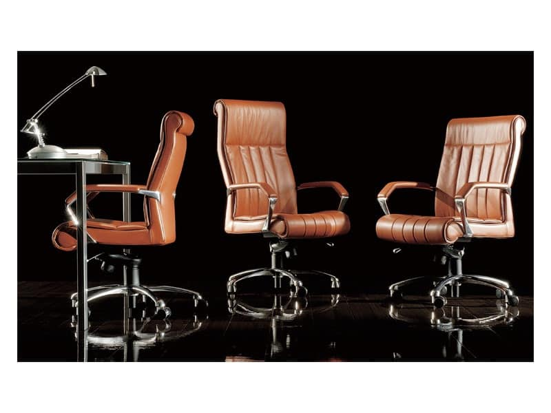 Presidential office chairs Practice IDFdesign