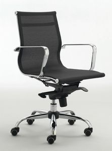 Zenda L 559, Chair on castors for executive office