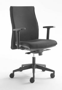 Zoe 446, Comfortable chair for executive office