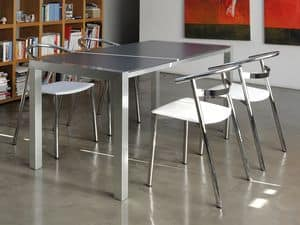 Picture of Verona, tables with washable top