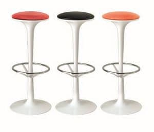 Picture of BOBA Vintage , barstools with rounded seat