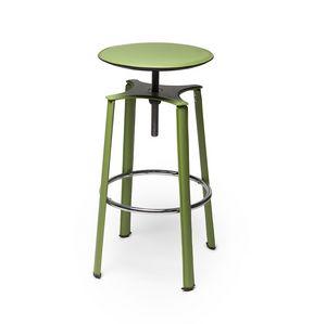 Set, Swivel and adjustable stool