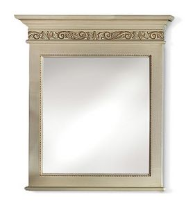 4023, Mirror with carved frieze