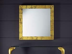 Picture of BERENICE, mirror with elaborated frame