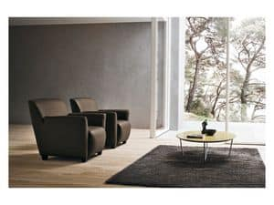 Picture of ETICA, stuffed armchairs