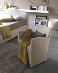 Picture of Greta, armchair modern lines