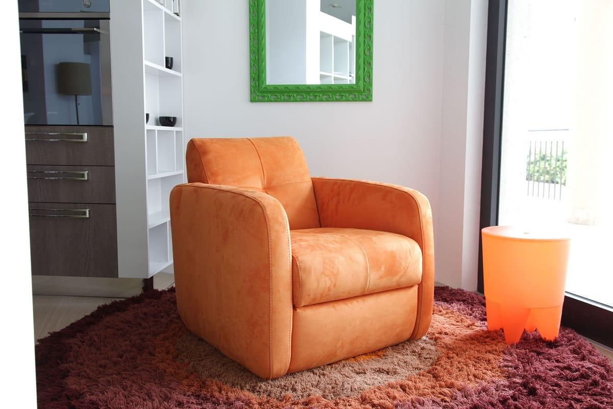 Awe Inspiring Armchair With Wraparound Seat Idfdesign Download Free Architecture Designs Grimeyleaguecom