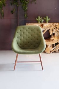 Lunar, Armchair for waiting areas