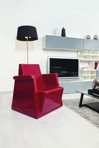 Picture of Miami armchair, comfortable-armchair