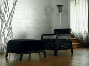 Picture of MOKI LIVING, armchairs modern lines