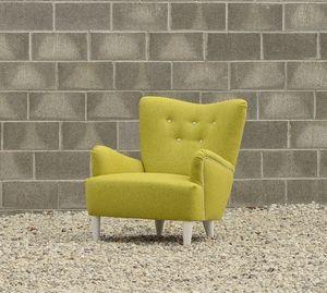 Possiedi, Armchair with vintage design