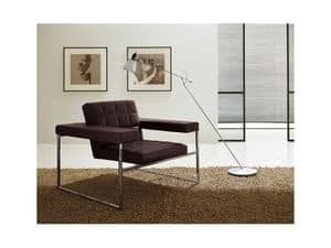 Picture of SILLABA, armchairs modern lines