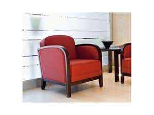 Picture of 357-p, classic style armchair