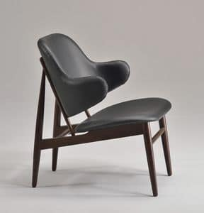 Picture of ALMA armchair 8618A, chairs with modern lines