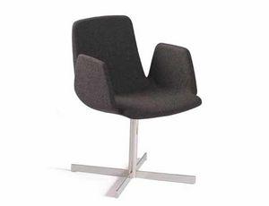 Ics 506CRU, Modern swivel armchair