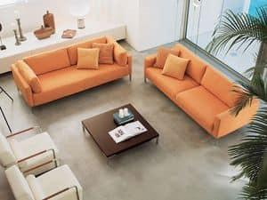 Picture of Albi', elegant sofa